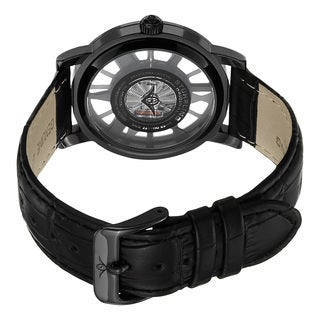 Stuhrling Original Men's Winchester Advanced Swiss Quartz Strap Watch