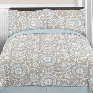 Sweet Jojo Designs Hayden Full/Queen 3-piece Comforter Set