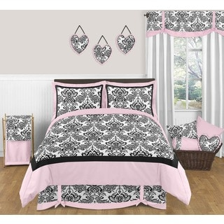 Sweet Jojo Designs Sophia 3-piece Full/Queen Comforter Set