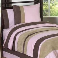 Sweet Jojo Designs Soho 3-piece Full/Queen Comforter Set