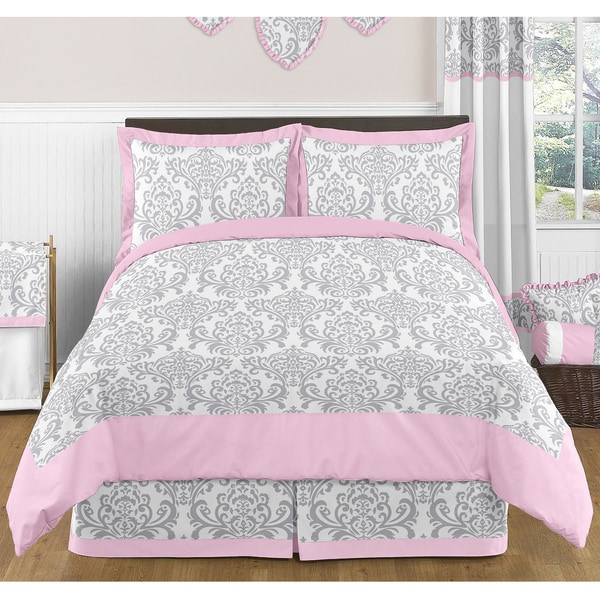 Sweet Jojo Designs Elizabeth 3-piece Comforter Set