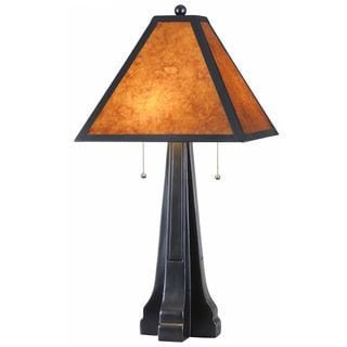 Macklin Oil Rubbed Bronze Table Lamp