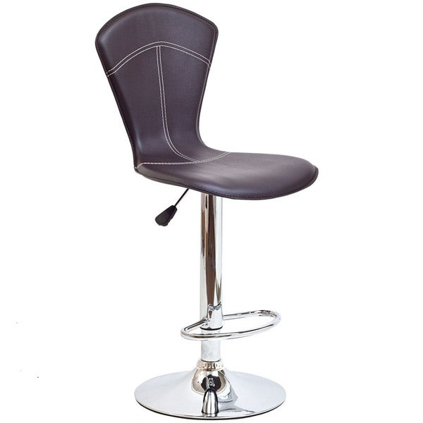 Cobra Brown Bar Stool Free Shipping Today Overstock