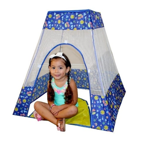 Kids Adventure My First Baby Playtent - Yellow