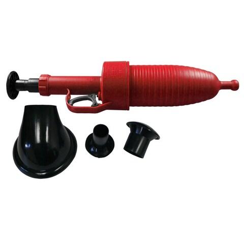 BAAM HP High Pressure Drain Blaster Cleaner - Red