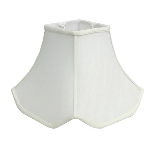 Square Off-white Pagoda Lamp Shade