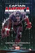 Captain America 2: Castaway in Dimension Z (Paperback)