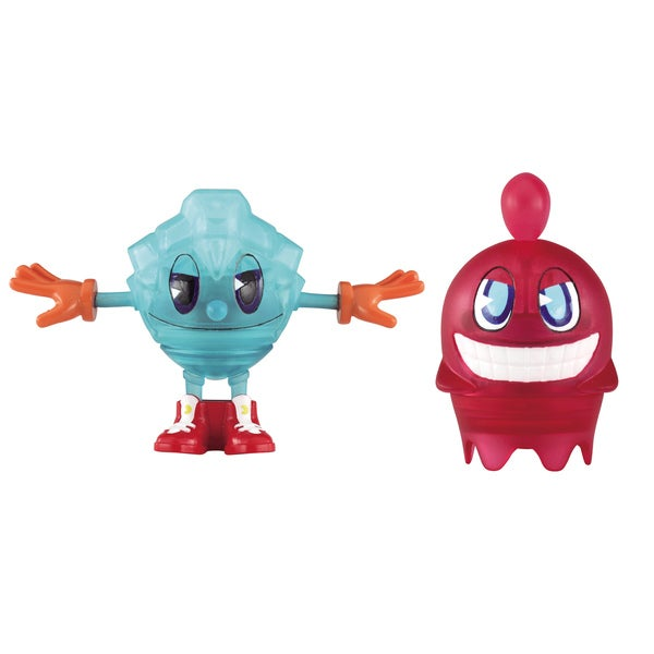 Pac-Man Ice Pac and Blinky Spinners