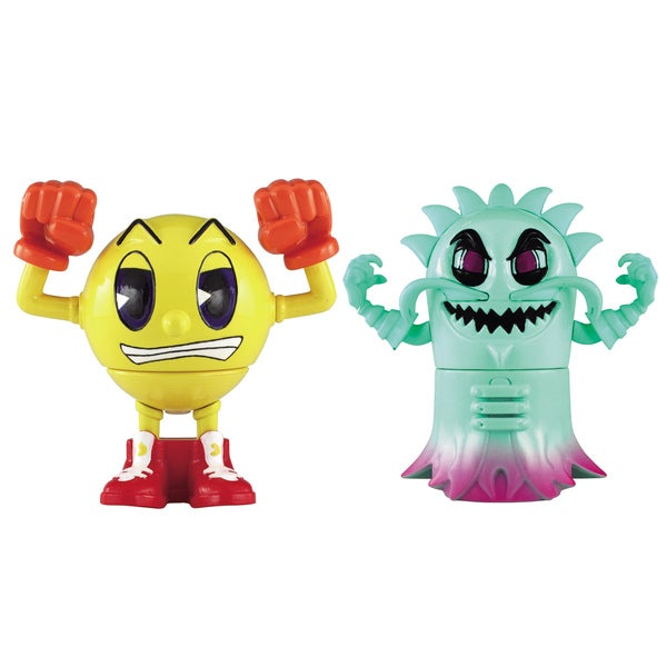 Pac-Man Pac and Betrayus Spinners
