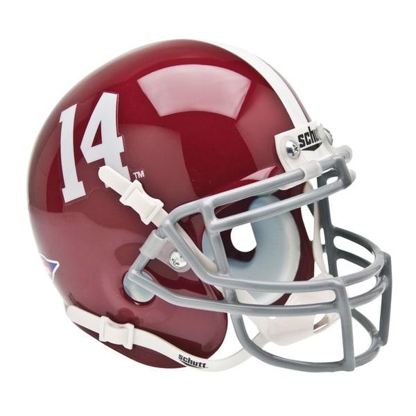 NCAA Alabama Crimson Tide Mini Football Helmet