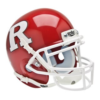 NCAA Rutgers Scarlett Knights Mini Football Helmet