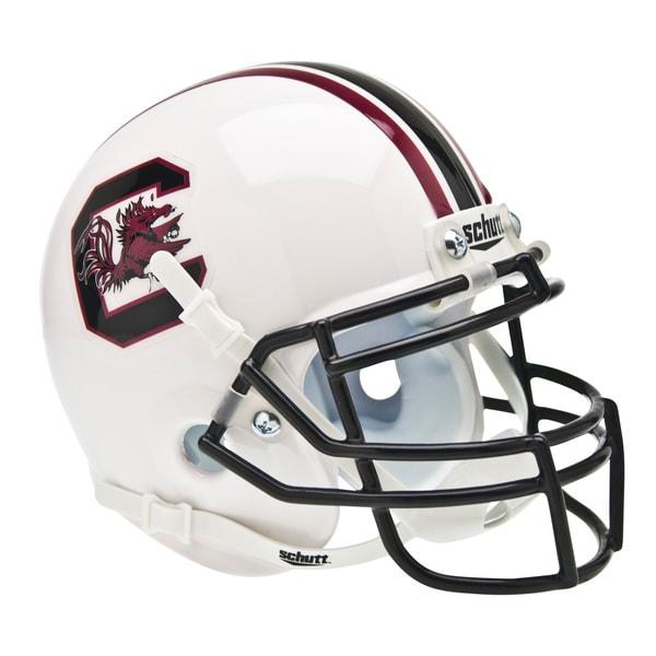 NCAA South Carolina Gamecocks Mini Football Helmet