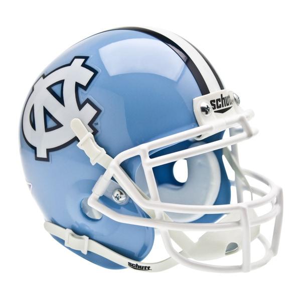 NCAA North Carolina Tarheels Mini Football Helmet