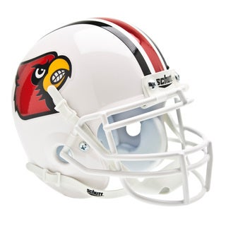 NCAA Louisville Cardinals Mini Football Helmet