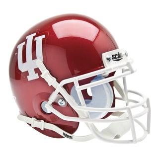 NCAA Indiana Hoosiers Mini Football Helmet