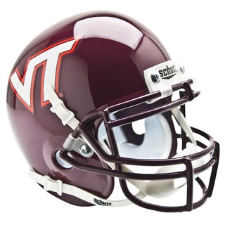 NCAA Virginia Tech Hokies Mini Football Helmet