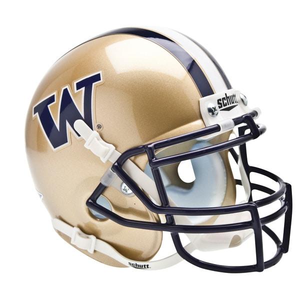 NCAA Washington Huskies Mini Football Helmet