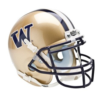 NCAA Washington Huskies Mini Football Helmet