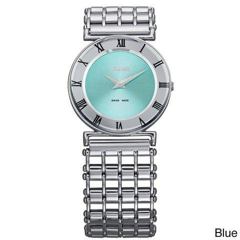 Jowissa Women's Roma Pastell Stainless Steel Watch
