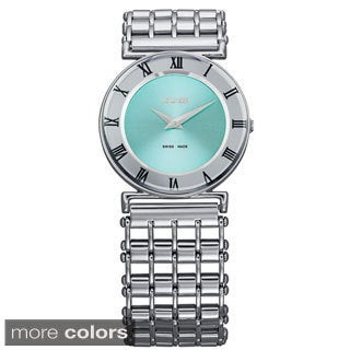 Jowissa Women's Roma Pastell Stainless Steel Watch
