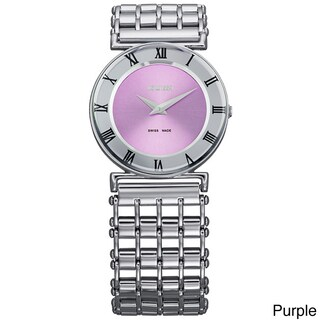 Jowissa Women's Roma Pastell Stainless Steel Watch (3 options available)