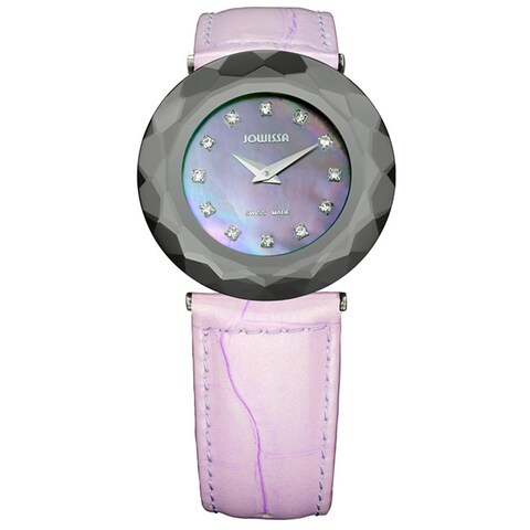 Jowissa Women's Safira 99 Mother of Pearl Watch