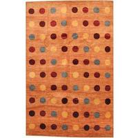 Shop Barclay Butera Medley Tangerine Area Rug By Nourison