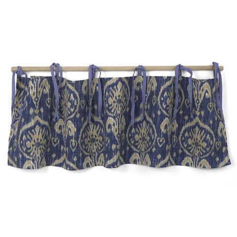 Cotton Tale Sidekick Curtain Valance