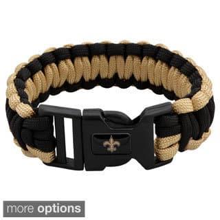 NFL Durable Nylon NFC South Survivor Bracelet|https://ak1.ostkcdn.com/images/products/8704880/NFL-Durable-Nylon-NFC-South-Survivor-Bracelet-P15955316.jpg?impolicy=medium