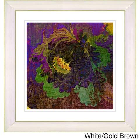 Zhee Singer 'Dusk Iphigenia' Framed Fine Art Print