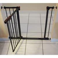 Crown Auto-close Pressure-mounted Pet Gate
