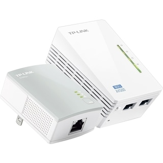 TP-LINK TL-WPA4220KIT ADVANCED 300Mbps Universal Wi-Fi Range Extender