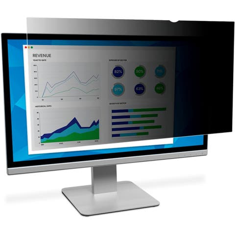 3M PF19.5W9 Privacy Filter for Widescreen Desktop Monitor 19.5""