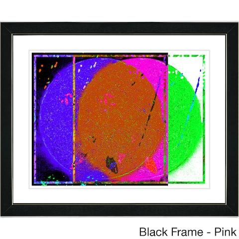 Zhee Singer 'Towards Eclipse' Framed Fine Art Print