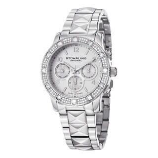 Stuhrling Original Women's Lady Nobilis Swiss Quartz Bracelet Watch