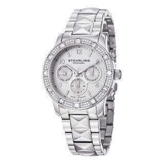 Stuhrling Original Women's Lady Nobilis Swiss Quartz Bracelet Watch https://ak1.ostkcdn.com/images/products/8707972/Stuhrling-Original-Womens-Lady-Nobilis-Swiss-Quartz-Bracelet-Watch-P15957942.jpg?_ostk_perf_=percv&impolicy=medium