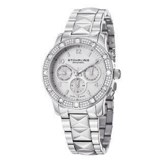 Stuhrling Original Women's Lady Nobilis Swiss Quartz Bracelet Watch|https://ak1.ostkcdn.com/images/products/8707972/Stuhrling-Original-Womens-Lady-Nobilis-Swiss-Quartz-Bracelet-Watch-P15957942.jpg?impolicy=medium