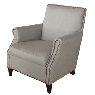 nuLOOM Casual Linen Accent Arm Chair