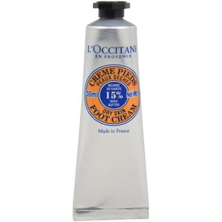 L'Occitane Shea Butter Dry Skin 1-ounce Foot Cream
