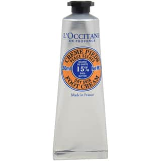 L'Occitane Shea Butter Dry Skin 1-ounce Foot Cream https://ak1.ostkcdn.com/images/products/8708195/P15958103.jpg?impolicy=medium