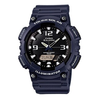 Casio Men's AQ-S810W-2A2V AnaDigi Blue Watch