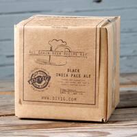 Do-It-Yourself 1-Gallon Black IPA All Grain Recipe Kit