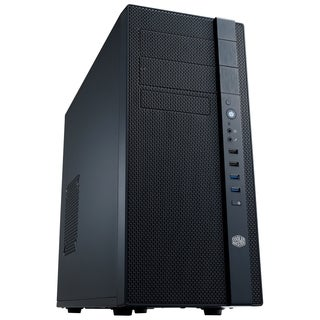 Cooler Master N400 N-Series Mid Tower Computer Case with Fully Meshed