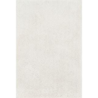 Hand-tufted Dream Ivory Shag Rug (3'6 x 5'6)