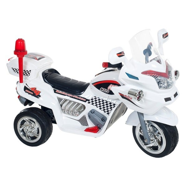 Ride on Toy, 3 Wheel Motorcycle  for Kids, Battery Powered Ride On Toy by Lil' Rider – Ride on Toys for Boys & Girls