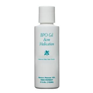 Benzoyl Peroxide 4-ounce Medicated Acne Gel