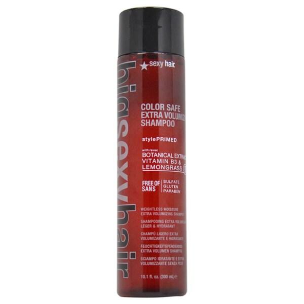 Big and sexy shampoo