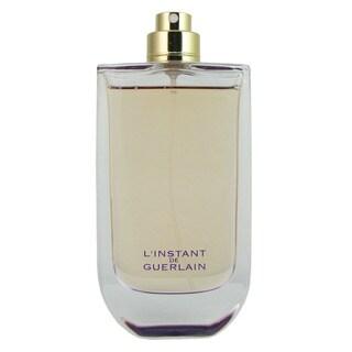Link to Guerlain L'Instant de Guerlain Women's 2.7-ounce Eau de Parfum Spray (Tester) - Clear Similar Items in Dining Room & Bar Furniture