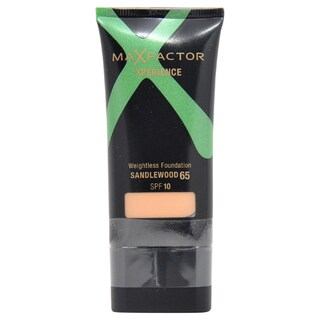 Max Factor Xperience 65 Sandlewood Weightless Foundation