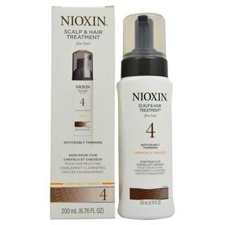 Nioxin System 4 Scalp & Hair 6.76-ounce Treatment for Fine Hair